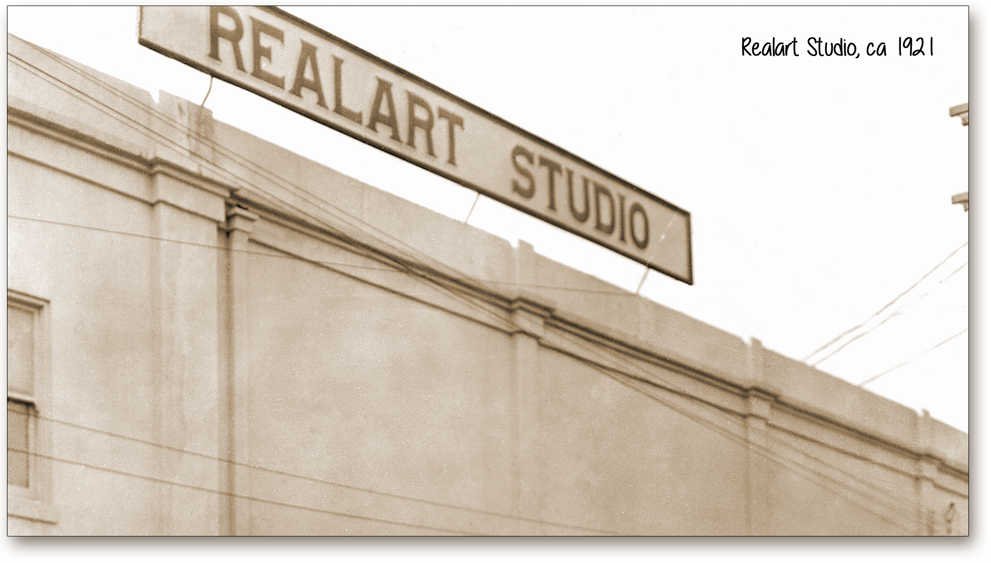 Realart sign 1921wb