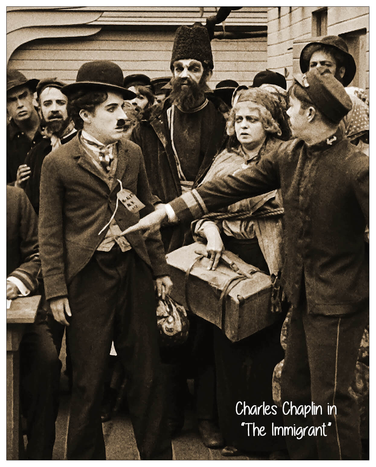 Chaplin-in-The-Immigrant
