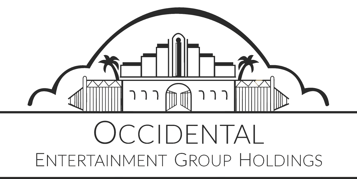 Occidental transparent logo